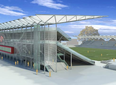 rendering main stands