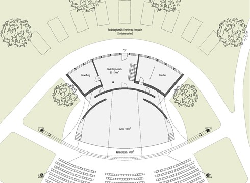 floor plan stage